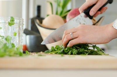 Asian Food Preparation: Cooking Accessibility and Ease
